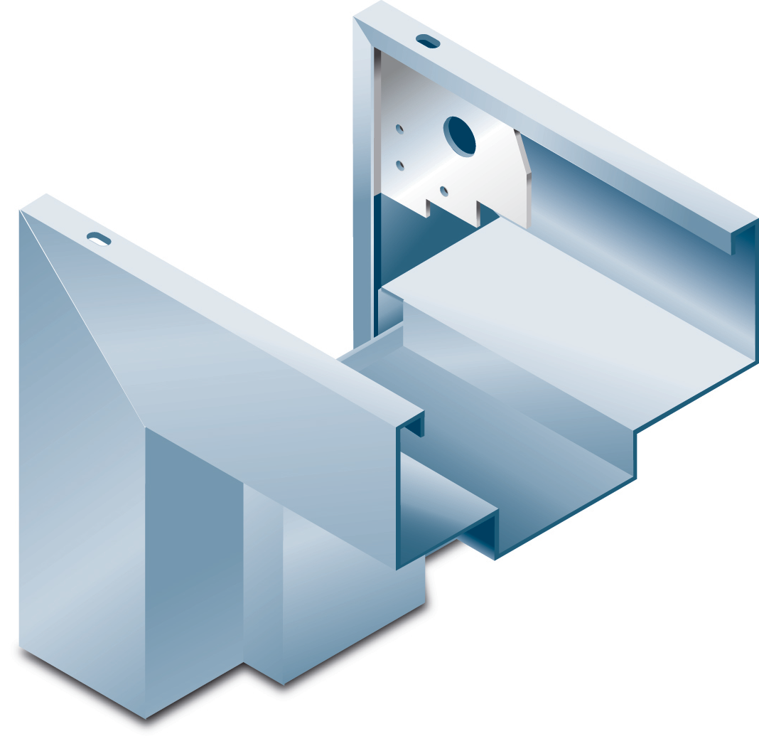 Commercial Drywall Thickness : Steel metal frames curries commercial hollow