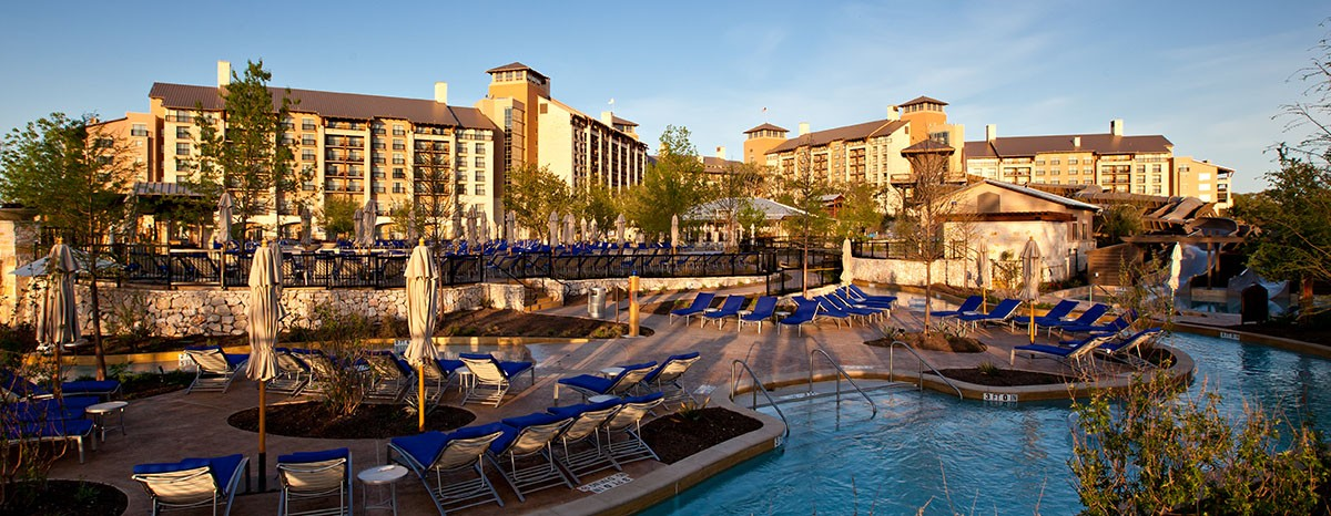 Jw Marriot San Antonio Hill Country Resort Spa Hotels